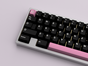 GMK Pretty in Pink Extras