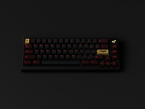 [GB] GMK Red Dragon