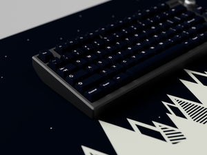 [GB] Deep Navy Deskmat