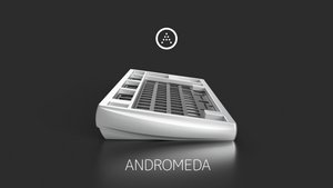[GB] Andromeda Keyboard by ai03 (Reference)