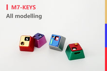 Load image into Gallery viewer, M7 Modular Keycap