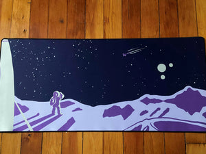 Moon Dust Deskmat Extras
