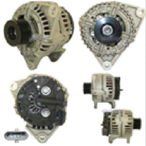 ALTERNATOR 24V BOSCH IVECO 70AMP - 0124555005 - Yellow Metal SA