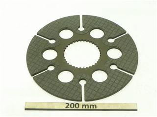 11709332 BRAKE PLATE - Yellow Metal SA