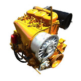 F3L912 - Deutz 3 cylinder engine recon - Yellow Metal SA