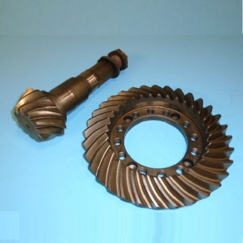 C/W AND PINION  - AT171644 - Yellow Metal SA