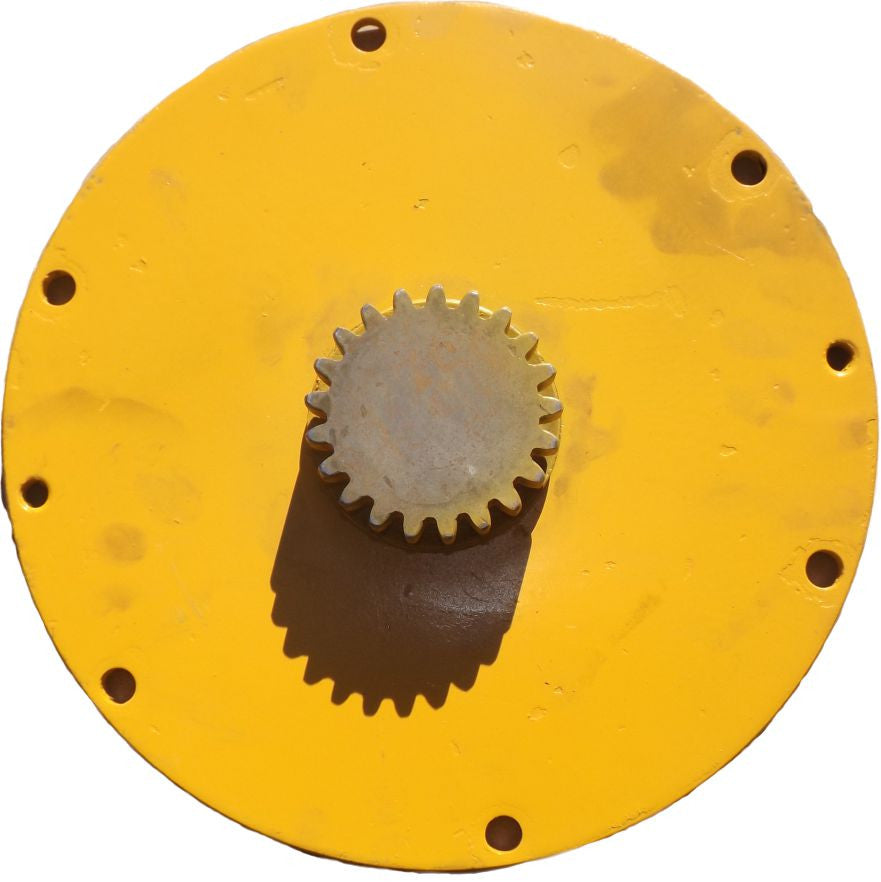 180042 , PLATE ADAPTOR FLYWHEEL - Yellow Metal SA
