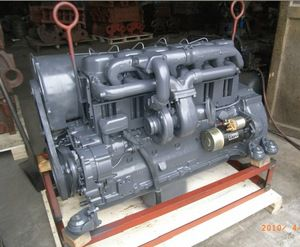 BF6L913 DEUTZ ENGINE RECONDITIONED