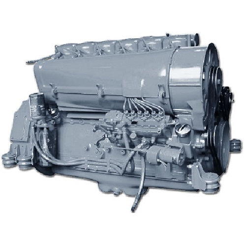 F6L913 DEUTZ ENGINE RECONDITIONED