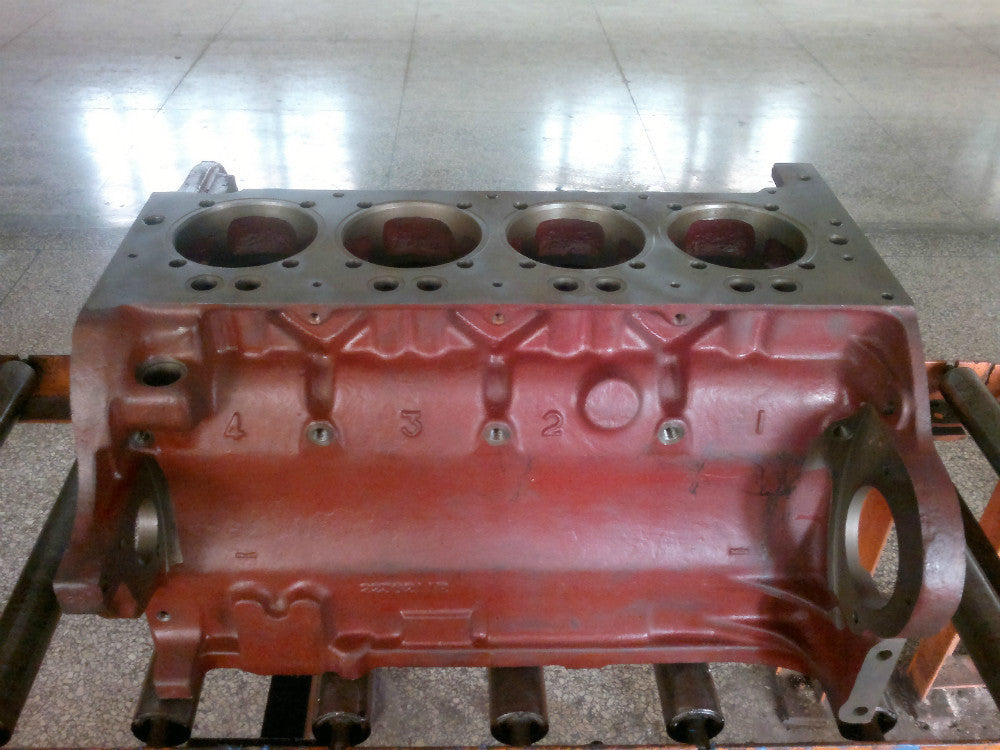 D210972 , CRANKCASE F4L912 - Yellow Metal SA