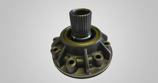 AT440858 - 315SJ TRANSMISSION PUMP - Yellow Metal SA