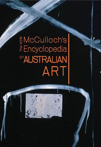 McCulloch's Encyclopedia of Australian Art