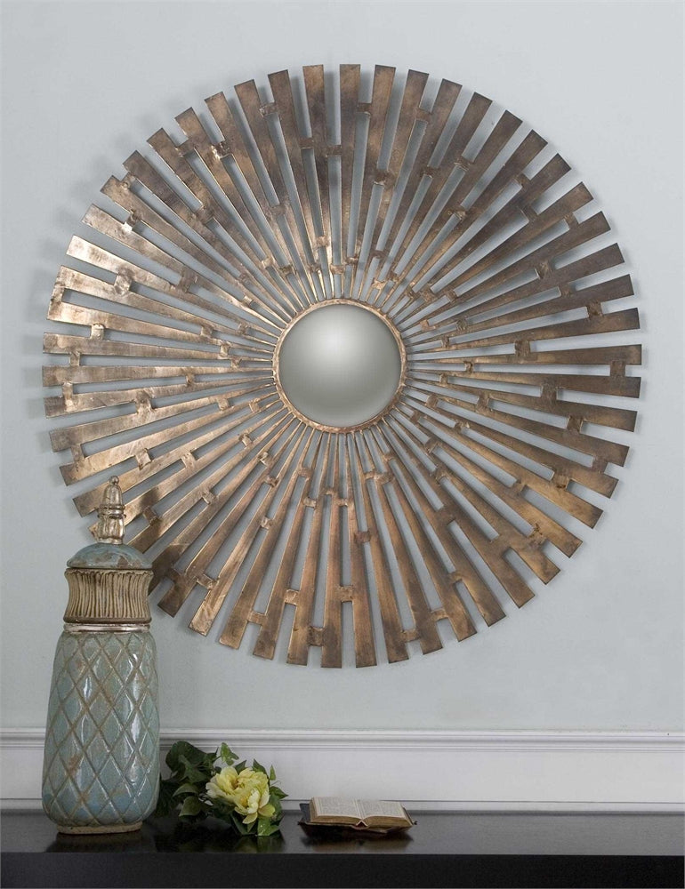 CORNERSTONE HOME INTERIORS - ACCENT - TREMECA MIRROR