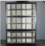 EVORA DISPLAY CABINET
