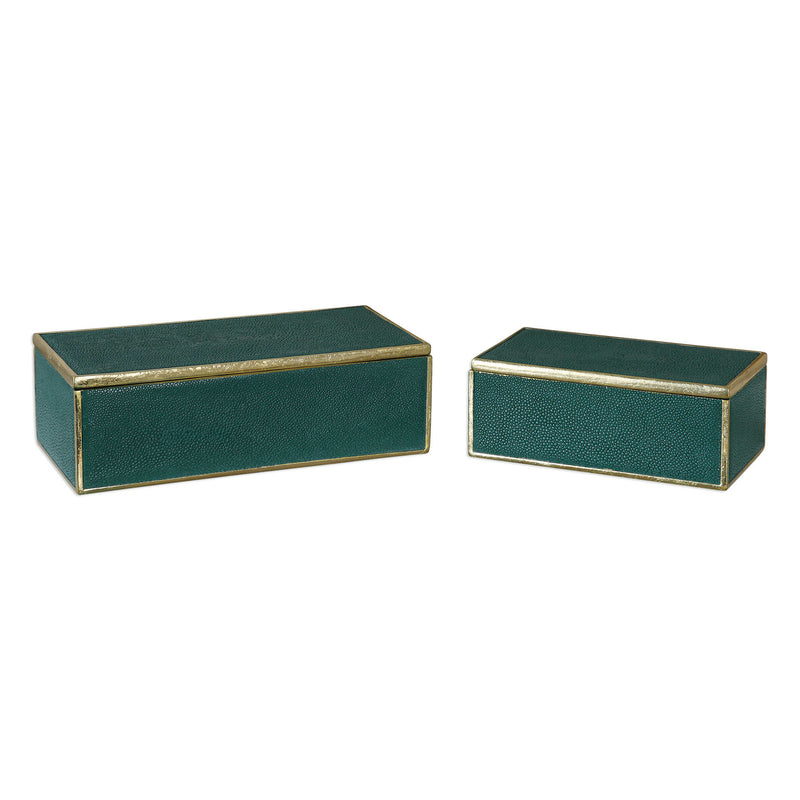 KARIS BOXES SET OF 2