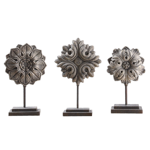 ALARIK SCULPTURE SET OF 3