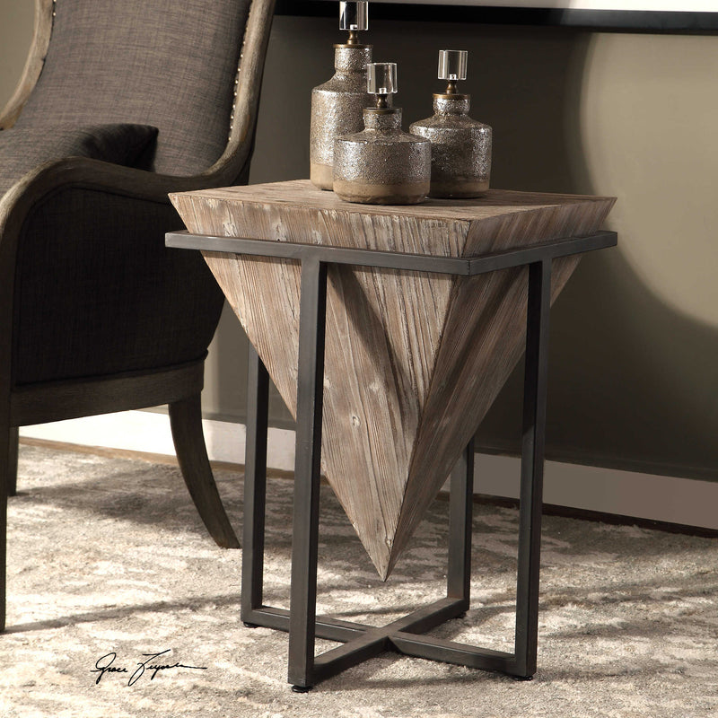 BERTRAND ACCENT TABLE