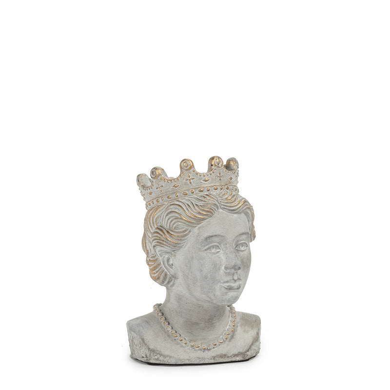 Queen Head Planter - 7""
