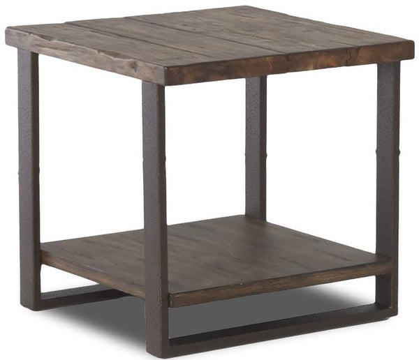 CORNERSTONE HOME INTERIORS - WOODLAND END TABLE