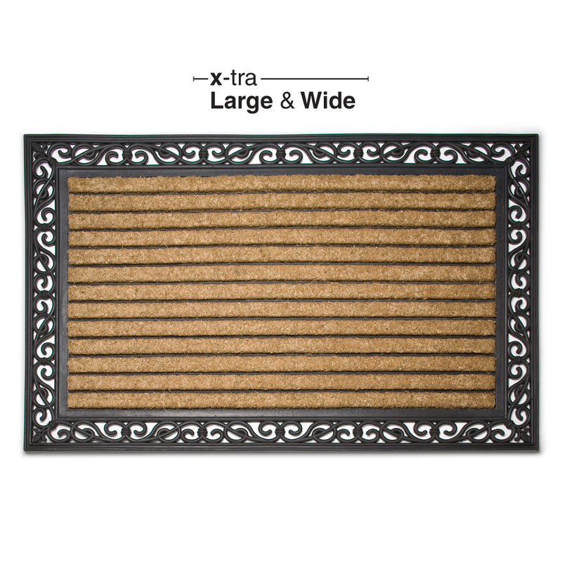 Extra Large Grill Doormat with Border