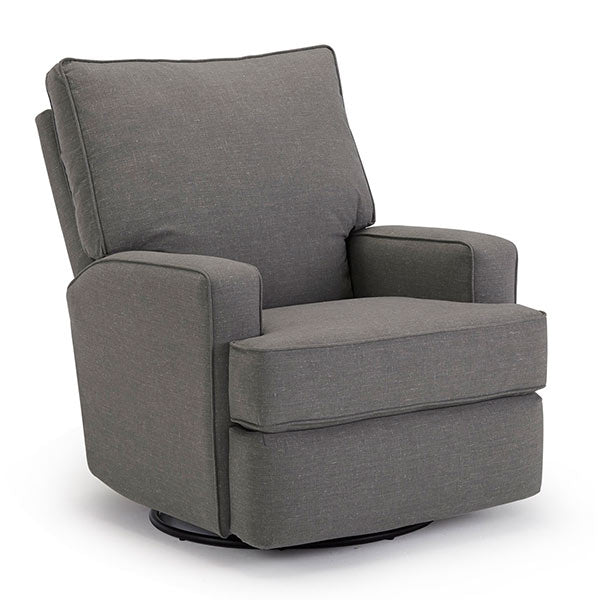 CORNERSTONE HOME INTERIORS - KERSEY SWIVEL RECLINER