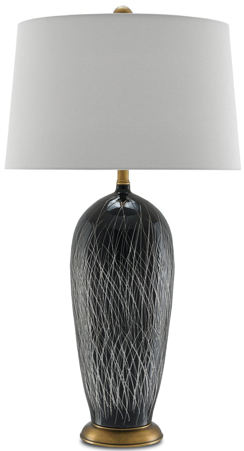 CORNERSTONE HOME INTERIORS - LIGHTING - SHAMAL TABLE LAMP