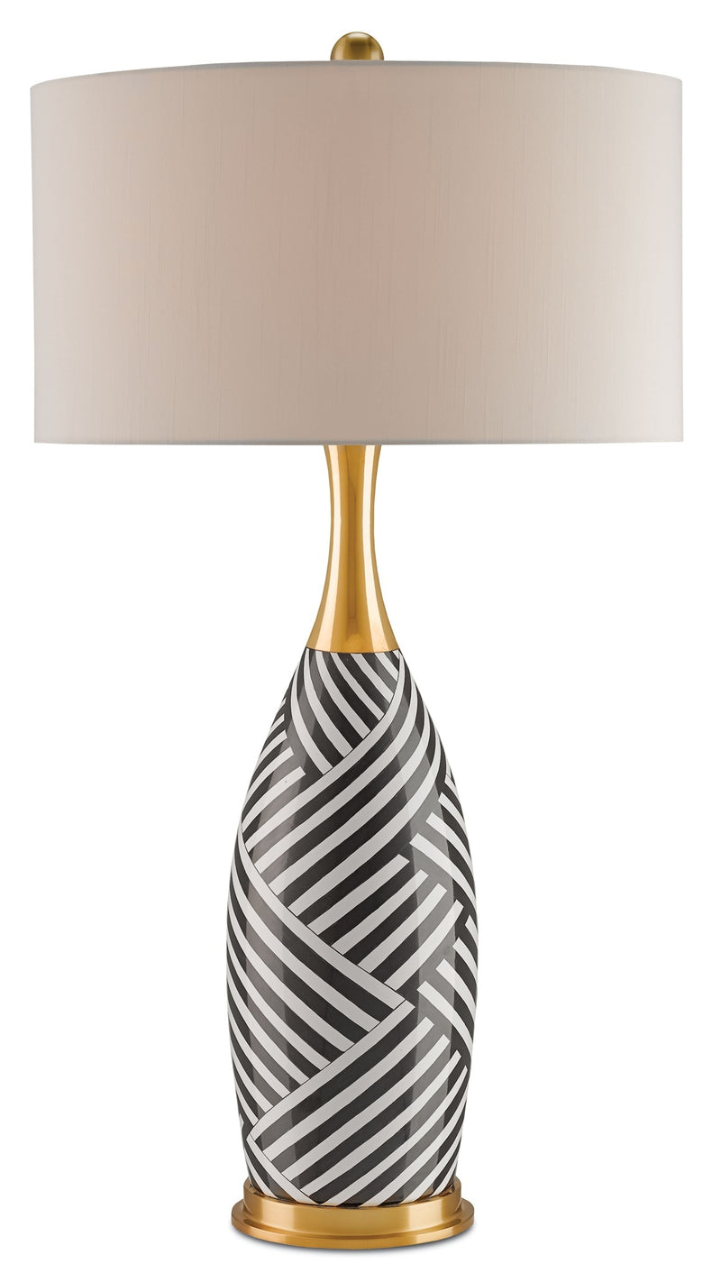 CORNERSTONE HOME INTERIORS - LIGHTING - HESTER TABLE LAMP