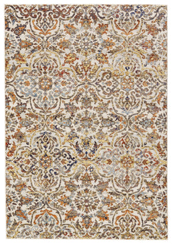 EMERSON 5x8 RUG IN CREAM/GRAYBLUE