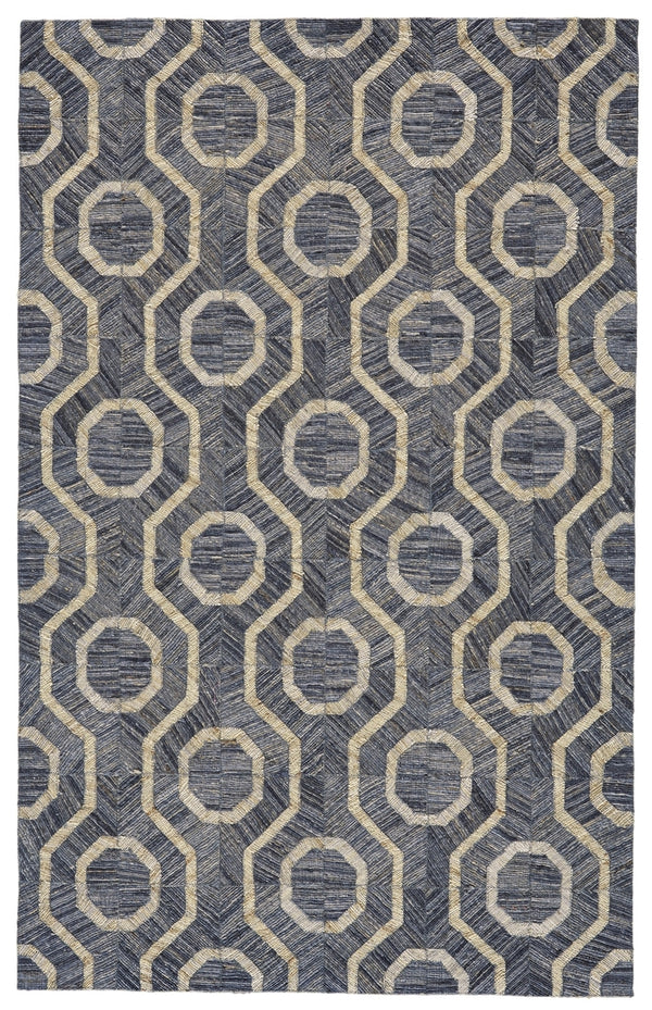 BERMUDA 5x8 RUG IN BLUE