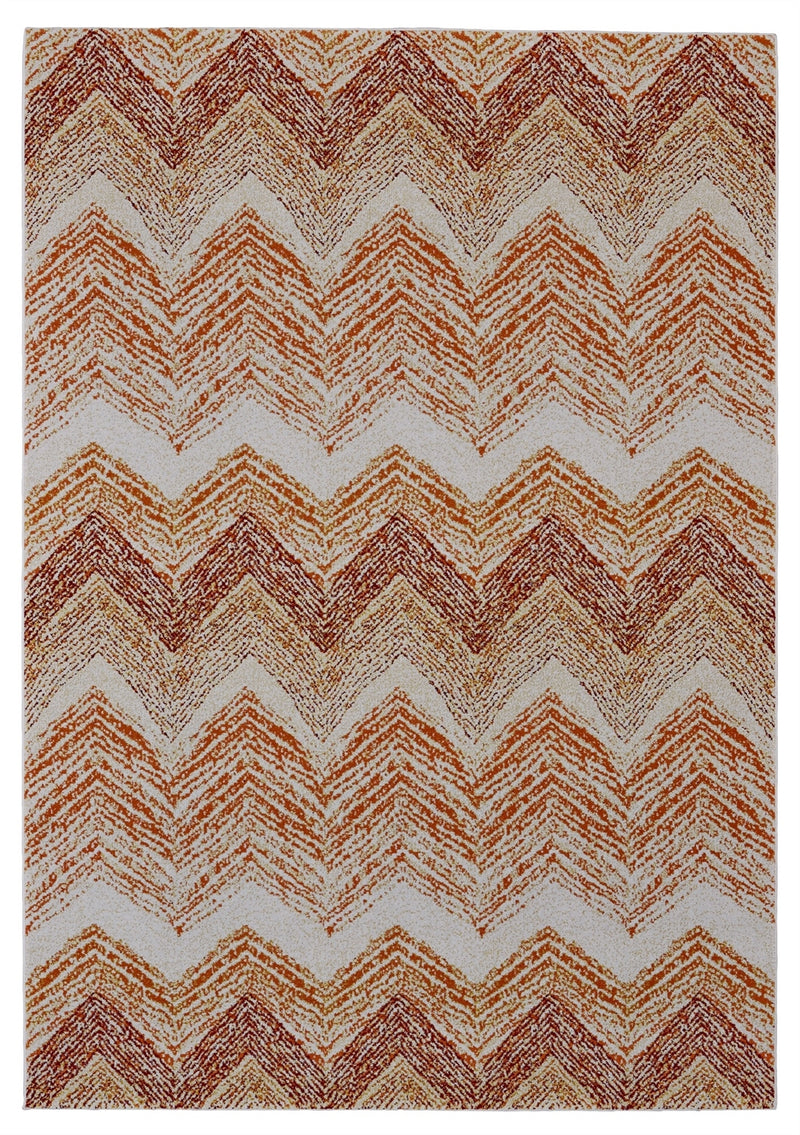 CAMBRIAN 8x11 RUG IN SUNSET