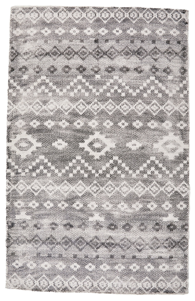BETHANIA 5x8 RUG IN IVORY/CHARCOAL