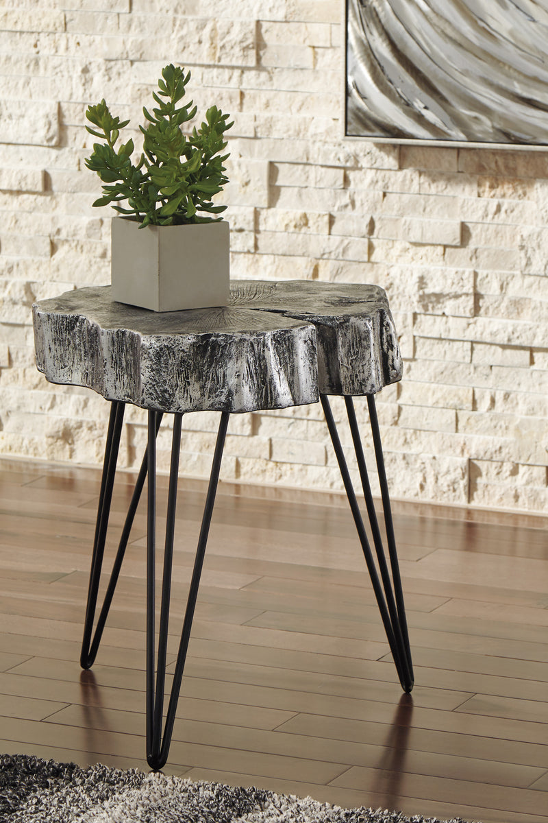 CORNERSTONE HOME INTERIORS - DELLMAN ACCENT TABLE