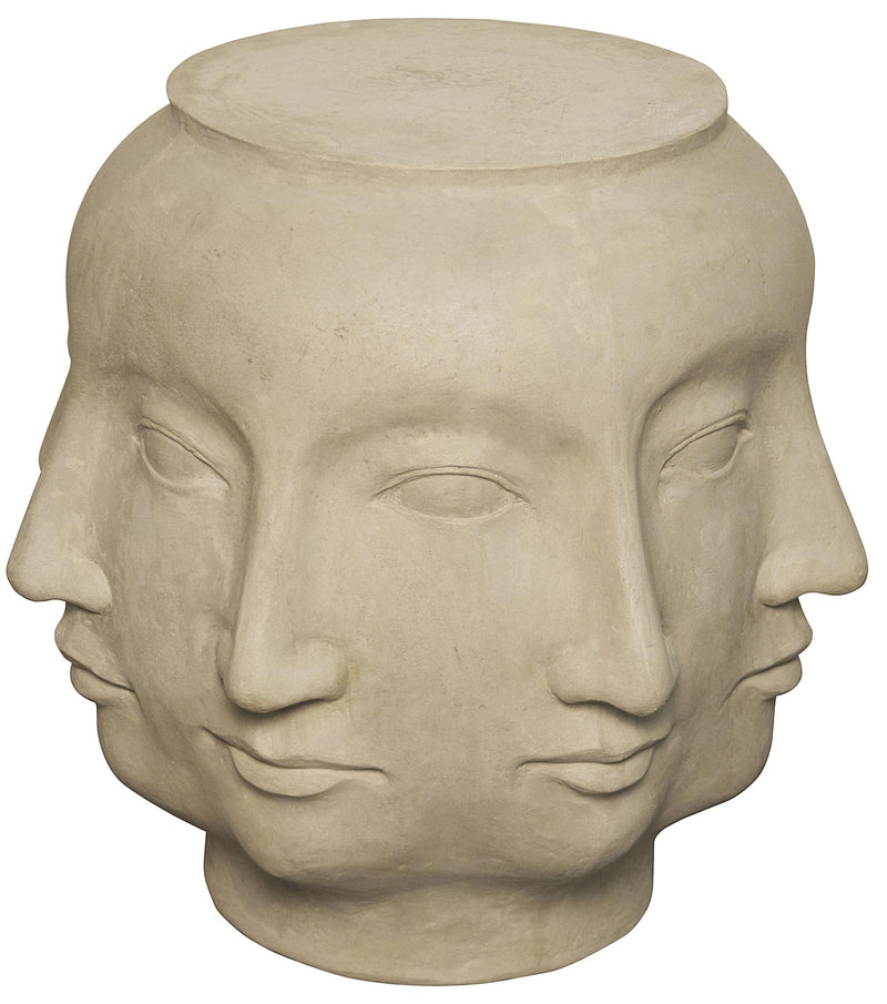 CORNERSTONE HOME INTERIORS - MULTI-FACE STOOL