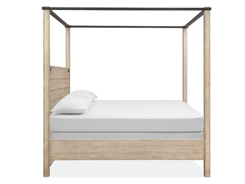 RADCLIFFE COMPLETE KING POSTER BED