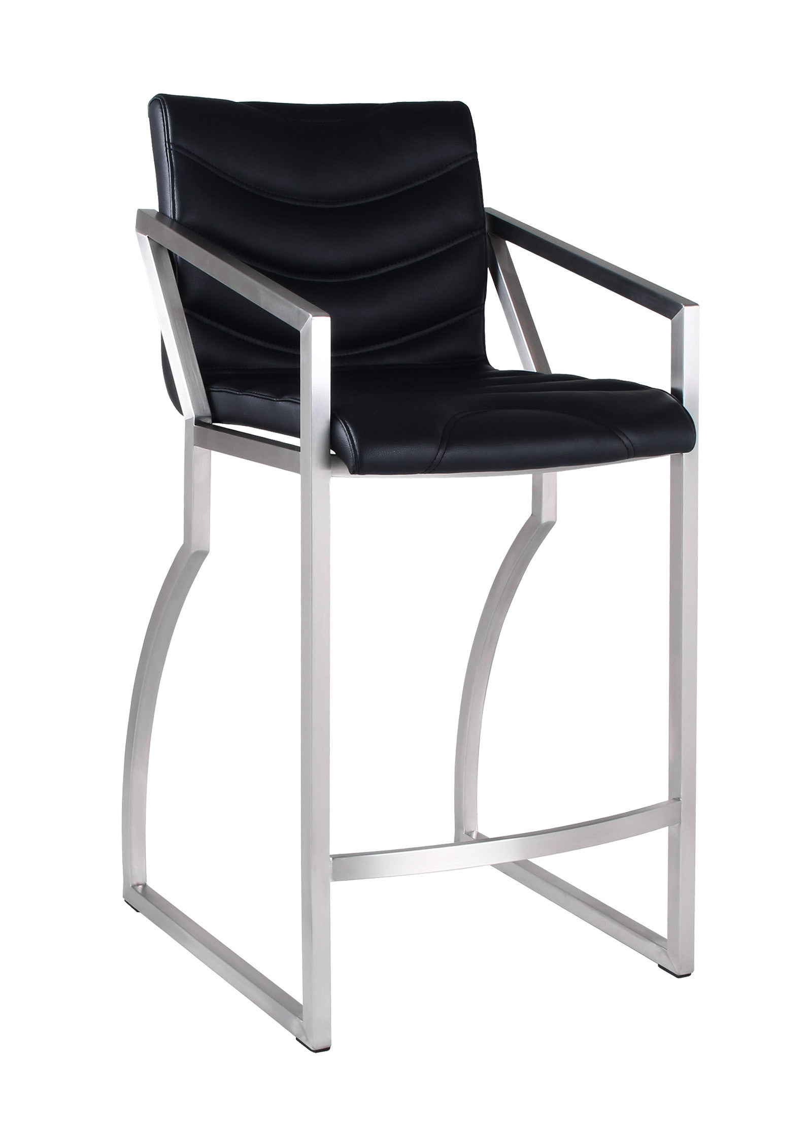 Biscayne wire chairs - Asher Counter Stool