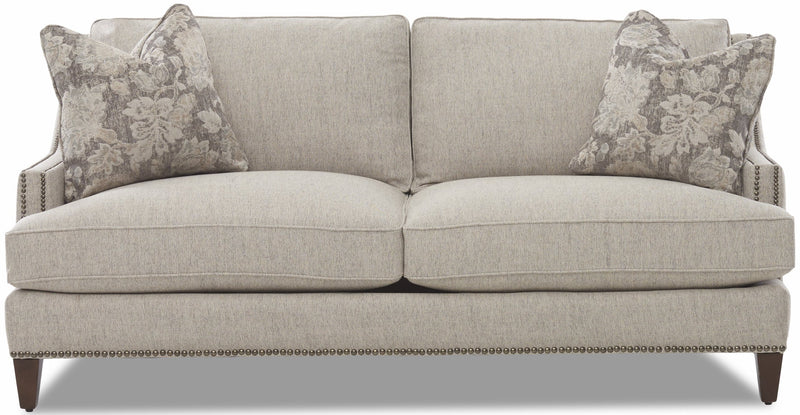 CORNERSTONE HOME INTERIORS - DUCHESS SOFA (IN LESS GREYSTONE)
