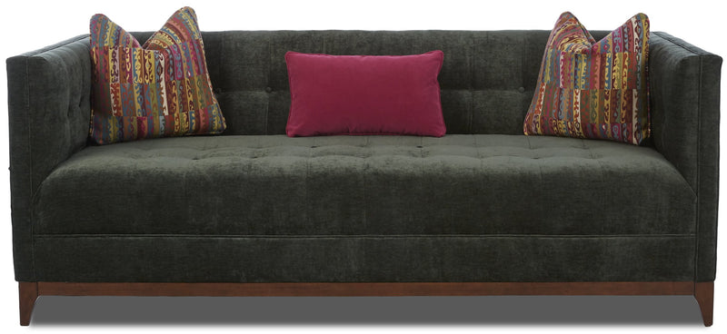 CORNERSTONE HOME INTERIORS - BOULEVARD SOFA (IN EVYN FOREST)