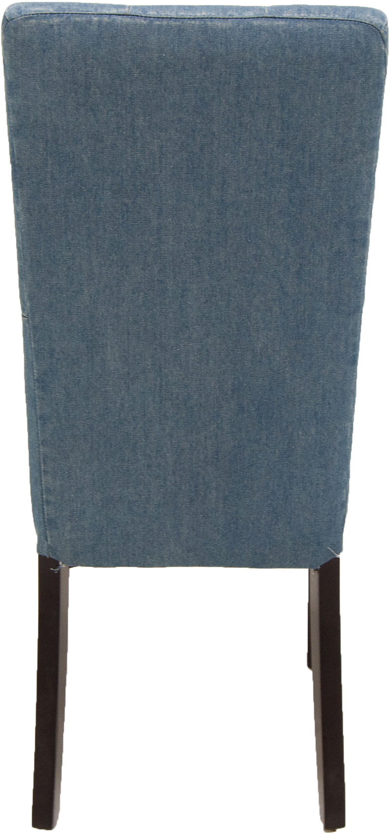 CORNERSTONE HOME INTERIORS - MALONE DENIM DINING CHAIR