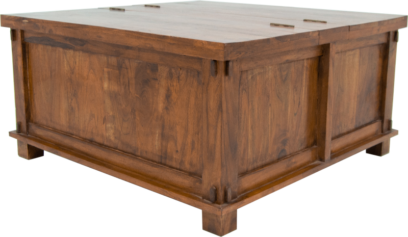 CORNERSTONE HOME INTERIORS - BENGALI STORAGE COFFEE TABLE