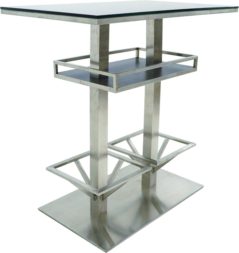 CORNERSTONE HOME INTERIORS - KURO BAR TABLE