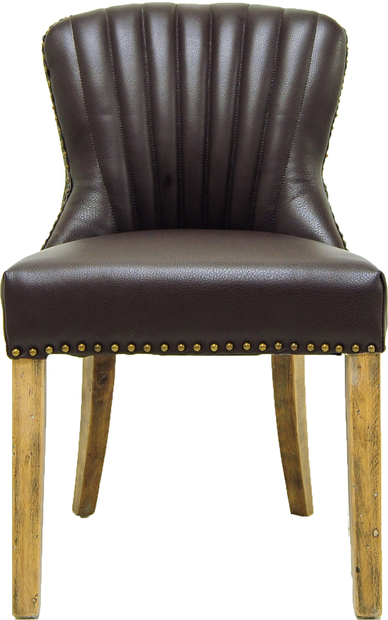 CORNERSTONE HOME INTERIORS - ROSS DINING CHAIR