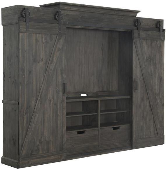 CORNERSTONE HOME INTERIORS - GARRETT ENTERTAINMENT UNIT