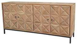 CORNERSTONE HOME INTERIORS - DINING - JETER SIDEBOARD