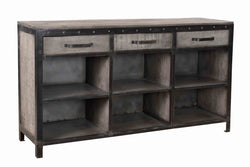 ELORA  3 DRAWER SIDEBOARD