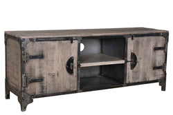 NIAGARA 2-DOOR 1-SHELF TV CABINET