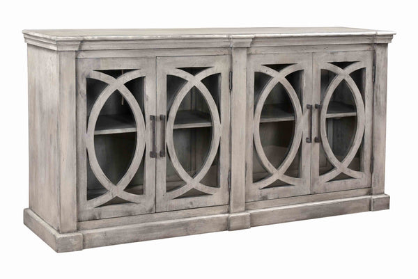 AITANA GLASS DOOR SIDEBOARD