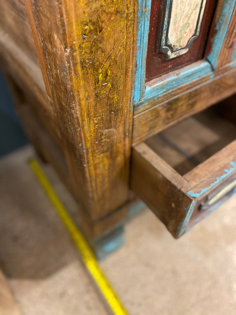 ANTIQUE CUPBOARD FROM INDIA