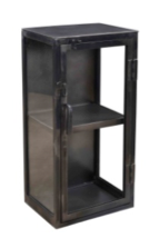 SHERMAN 1-DOOR HANGING SHELF