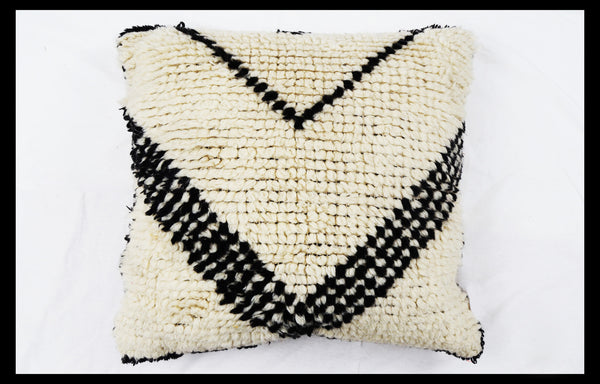 CARA WOVEN ACCENT PILLOW
