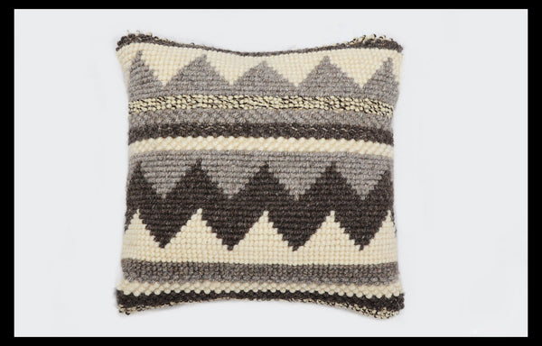 DELANI WOVEN ACCENT PILLOW